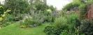 Debussy Garten - Blauer Garten