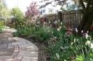 Kleiner Vorgarten mit neuer Wegführung